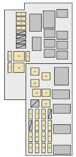 2004 toyota corolla fuse box diagram image details discernir net 2003 corolla fuse box diagram at 2004 Corolla Fuse Box Diagram