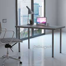 Amazon.com: Ikea Linnmon Desk with Adils Legs for Multi Purpose 47 1/4