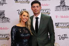 Canadiens goalie carey price forgot his pocket square at the nhl awards in las vegas on wednesday. Carey Price Used Wife S Panties In Nhl Awards Show Outfit