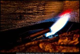 my gas fireplace pilot light wont stay lit ignition