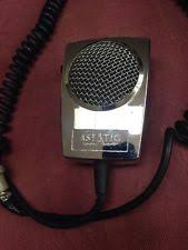 astatic d 104 microphones vintage astatic d104 m6 minuteman ii cb hand mic microphone wired 4 pin