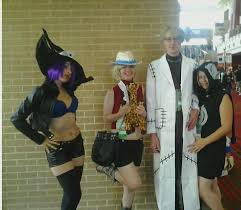 Blair, Patty, Stein, and Medusa at CTcon '12 by xSaVaNnAbaNaNaX on  DeviantArt