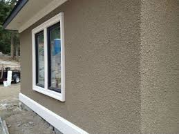 stucco homes house paint exterior