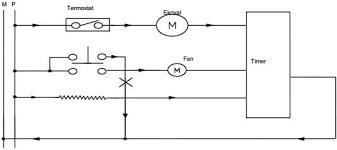 refrigerator structure and operation installation Refrigerator Compressor Electrical Diagram frost bozdolab electric scheme