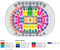 The Classic Center Seating Chart Seating Map Gameday Info Orange Bowl