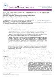 Chart Method Of Documentation Pdf Epic Fail Poor Neuropsychiatric Documentation