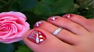Cool toe nail art Design - Toe Nail Art Ideas and Inspiration HD ...