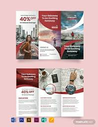 Fun Brochure Templates 52 Travel Brochure Templates Psd Ai Google Pages Free