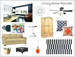 living room items worksheet