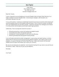 Best Accounting Assistant Cover Letter Examples Ideas Collection