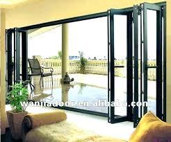 accordion shutters for sliding glass doors door wooden exterior cost indoor