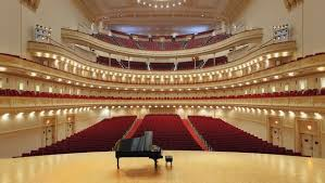 Carnegie Hall Stern Seating Chart Concert Choir To Perform In Nyc At Carnegie Hall St