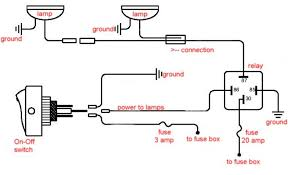 bosch fog light relay wiring diagram wiring diagram a fog light wiring diagram nilza