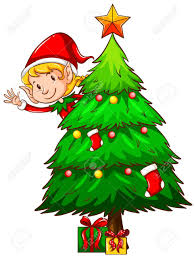 Image result for christmas tree elf