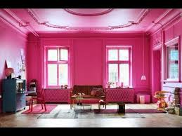 cute wall color interior design