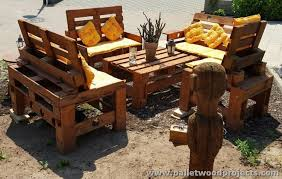 furniture made from wood. Outdoor Pallet Furniture Made From Wood R
