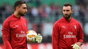 Calciomercato Milan, i Donnarumma si separano: Antonio via a ...