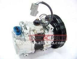 compresor de aire acondicionado de autos. denso tv12c auto ac aire acondicionado compresor para toyota corolla de autos