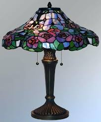 tiffany night lamp pendant lighting beautiful on any night stand i have 6 lamps and walnut