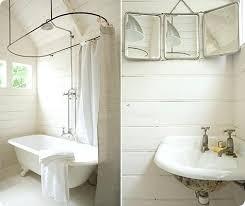 bathrooms with tub shower ideas rustic tubs clawfoot bathtub bathroom