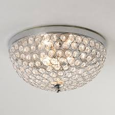 full size of lighting trendy ceiling mounted chandelier 14 appealing crystal flush mount perfect with jewel