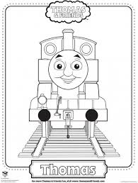 Free Printable Coloring Pages For Kids Thomas Bday Train