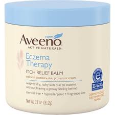 Aveeno <b>Active Naturals Eczema Therapy</b> Itch Relief Balm | Skin ...