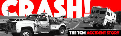 CRASH! The TCM Truck Camper Accident Story - Truck Camper Magazine
