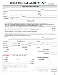 Rental Contract Agreement Template Lease Agreement Form Template 16