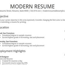 Google Resume Samples Free Resume Templates For Google Docs Resume