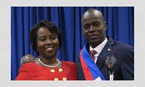 First Lady Martine Moise Was Not Killed ...