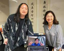 台湾 オードリータン 性別
