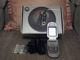 MOTOROLA V547 FLIP 'PHONE