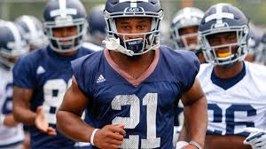 Wesley Fields, Georgia Southern, Running Back