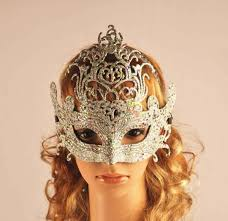 Decorating Masquerade Masks Halloween Cosplay Princess Prince Mask Adult Party Decorations 15