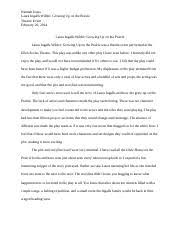 personal philosophy paper cca hannah jones personal most popular documents from utah state university