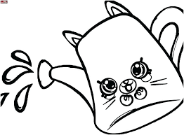 Shopkins Coloring Pages For Free Printable Coloring Pages Coloring