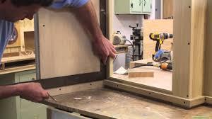 Building Bathroom Vanity How To Build A Bathroom Vanity Cabinet Part 1 Youtube