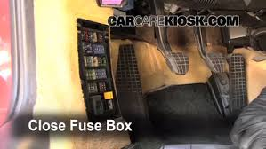 interior fuse box location 1997 2004 porsche boxster 1998 interior fuse box location 1997 2004 porsche boxster 1998 porsche boxster 2 5l 6 cyl