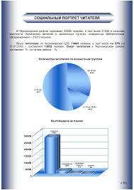 Отчет о работе библиотек Черноморской ЦБС за год 5