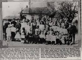 Bell Ewart Public School 1913 | Our Stories Innisfil