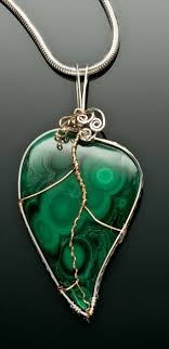 learn how to make this diy wire wrapped pendant in this free ebook on making