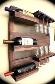 wall mounted wine and glass rack wall wine glass rack wall mount wine glass rack inspirations