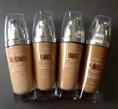 review photos swatches l oréal paris true match lumi healthy luminous makeup