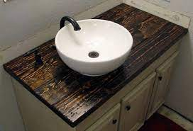Clover House Search Results For Vanity Diy Bathroom Vanity Wood Bathroom Bathroom Countertops