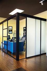 creative office partitions. awesome idea for future office space maybe freestanding frosted glass wall partitions sliding door co intercultural spacereitz union pinterest creative l