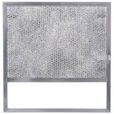 Exhaust Hood Filter Broan 43000 Series Range Hood Non Ducted Replacement Filter With