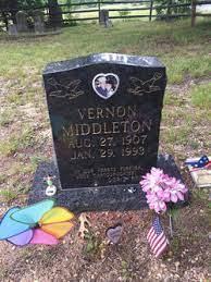 Vernon Middleton (1907-1993) - Find A Grave Memorial