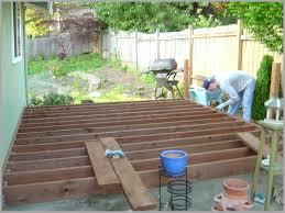 wood patio ideas. Top How To Build A Wood Patio Decorative 6033 Ideas For Building