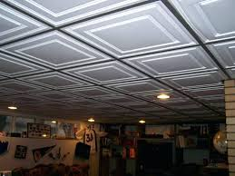 recessed lights for drop ceiling image of recessed lighting drop ceiling in basement